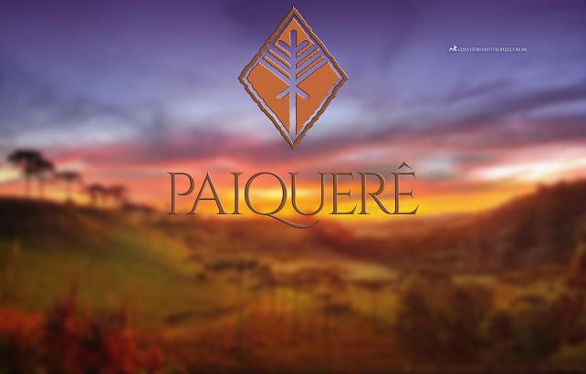 """Logotipo cheio de significado: Paiquerê significa """"paraíso""""."""