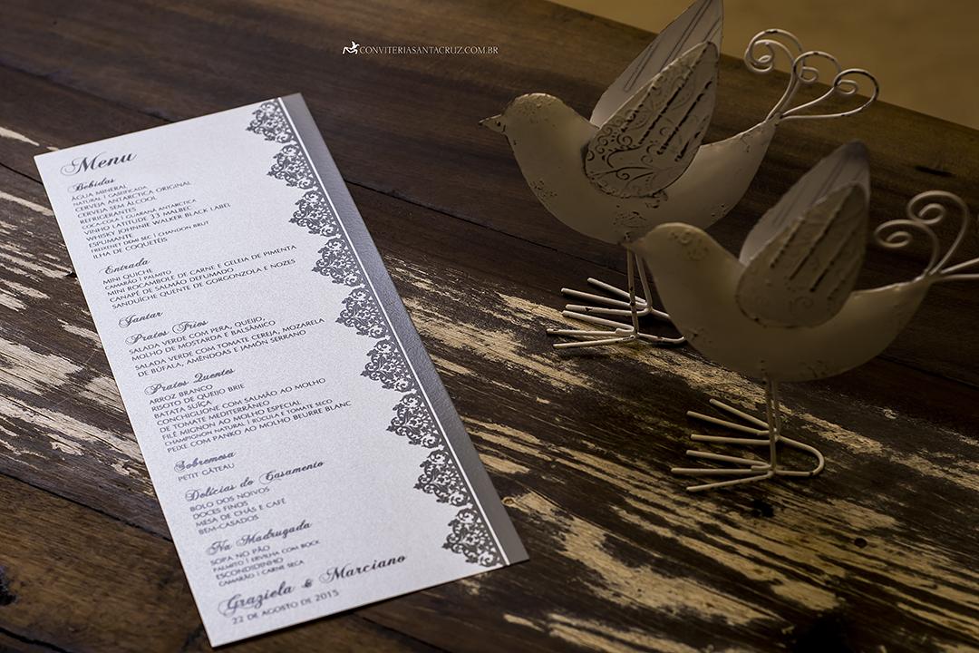 Convite de casamento com cristal Swarovski e totalmente personalizado (11)