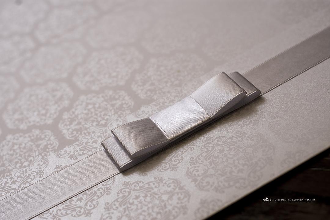 Convite de casamento com cristal Swarovski e totalmente personalizado (6)