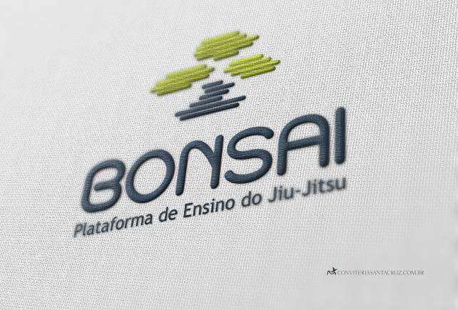 Logotipo fácil de ser aplicado, seja qual for a condição.