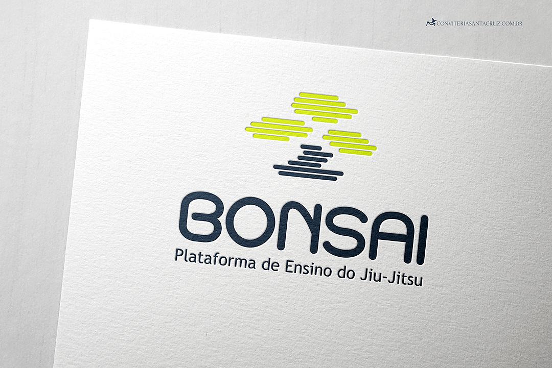 Logotipo que transmite seriedade, estabilidade e equilíbrio.