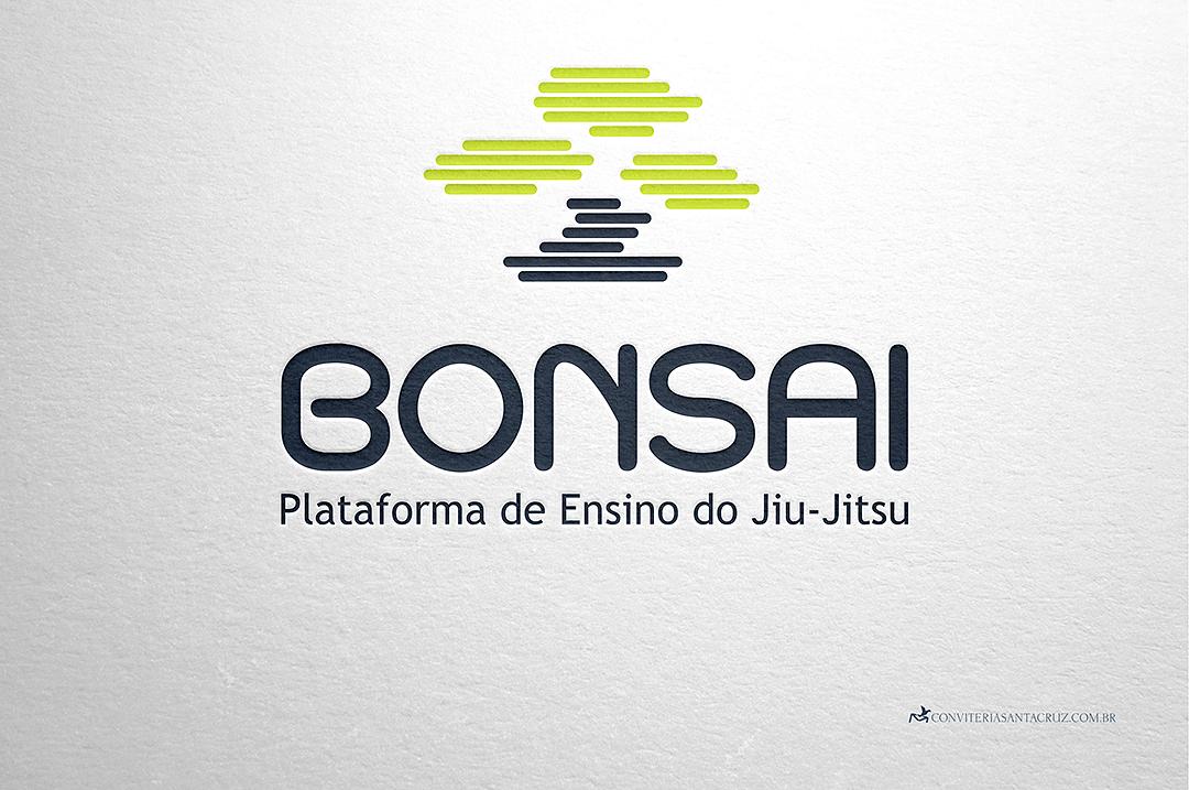 Logotipo que valoriza as qualidades da arte marcial.