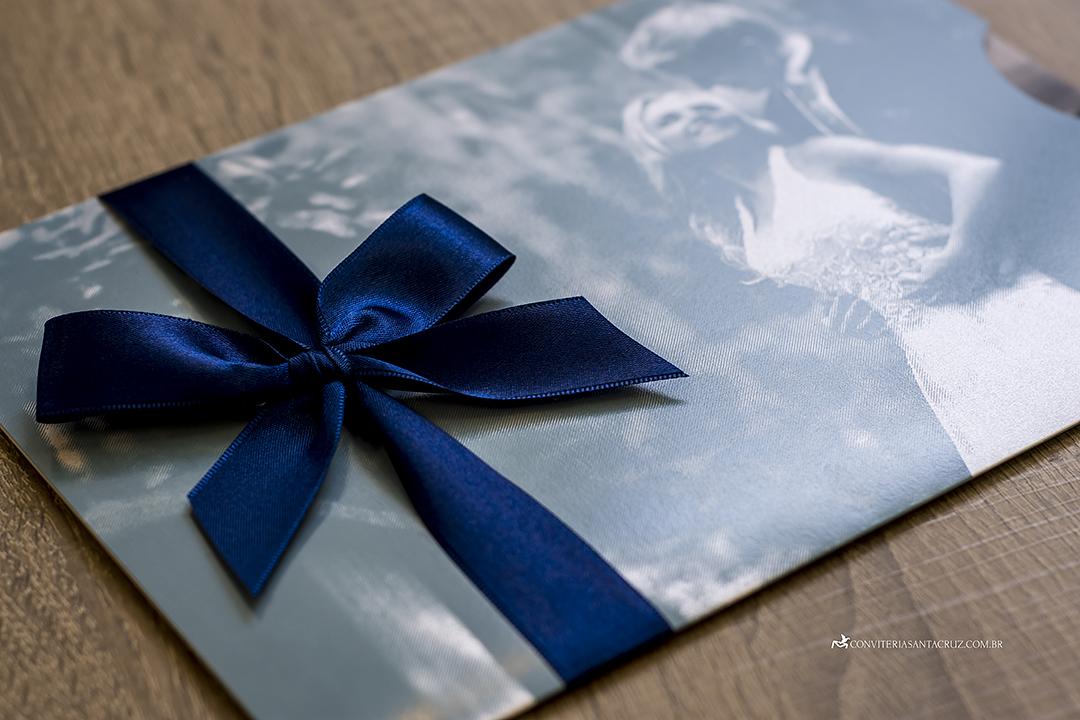 Convite de casamento com foto jovial, moderno e elegante (4)