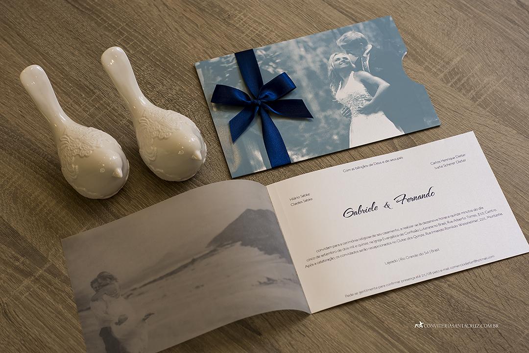 Convite de casamento com foto jovial, moderno e elegante (6)