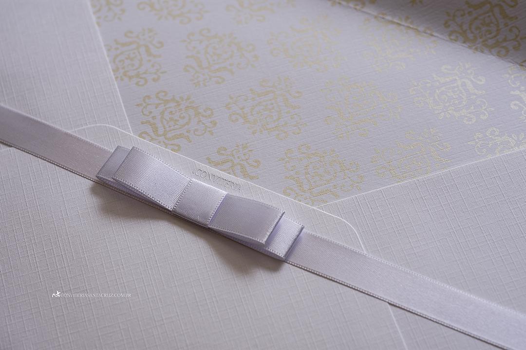 Convite de casamento simples, chique e elegante. (6)