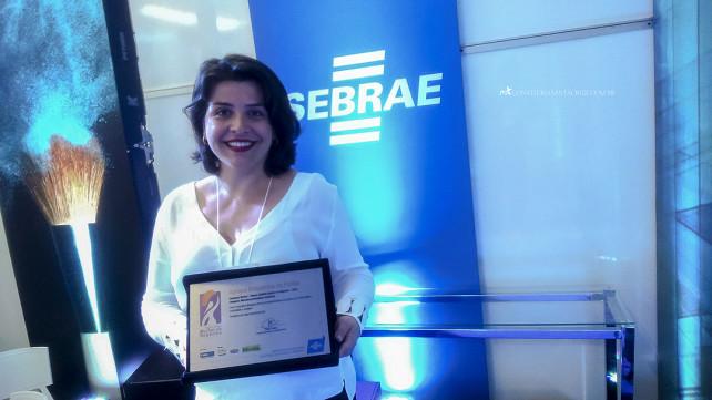 Conviteria Santa Cruz no Prêmio SEBRAE Mulher de Negócios 2015. (3)