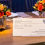 Convite e papelaria de casamento rústico-chique. (10)