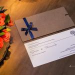 Convite e papelaria de casamento rústico-chique. (11)