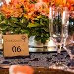 Convite e papelaria de casamento rústico-chique. (14)