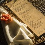 Convite e papelaria de casamento rústico-chique. (15)