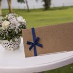 Convite e papelaria de casamento rústico-chique. (3)