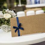 Convite e papelaria de casamento rústico-chique. (5)