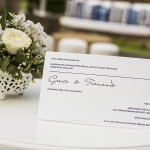 Convite e papelaria de casamento rústico-chique. (6)